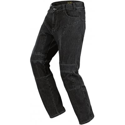 SPIDI nohavice jean FURIOUS black