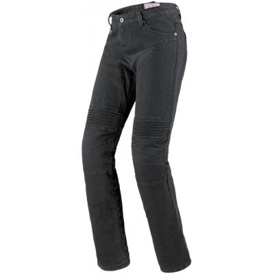 SPIDI kalhoty jean FURIOUS dámské black