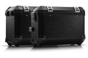 SW MOTECH boční kufry TRAX ION 37/45L black