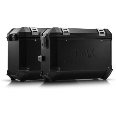 SW MOTECH bočné kufre TRAX ION 37 / 45L black