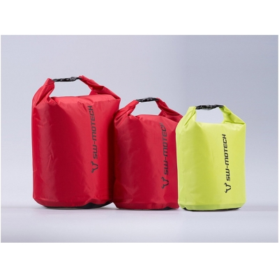 SW MOTECH sada vaků DRYPACK red/yellow