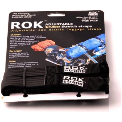 SW MOTECH popruhy ROK STRAPS 450-1400mm black