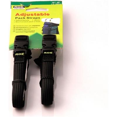 SW MOTECH popruhy ROK STRAPS 310-1060mm black