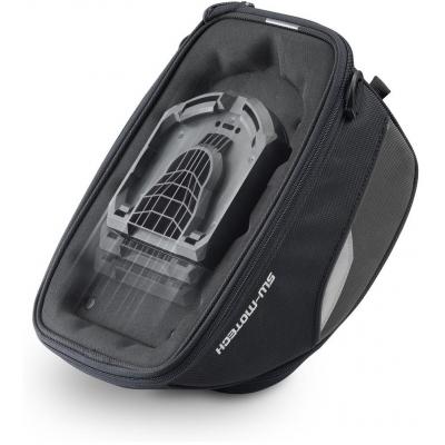 SW MOTECH tankbag CITY EVO 11-15L black / grey