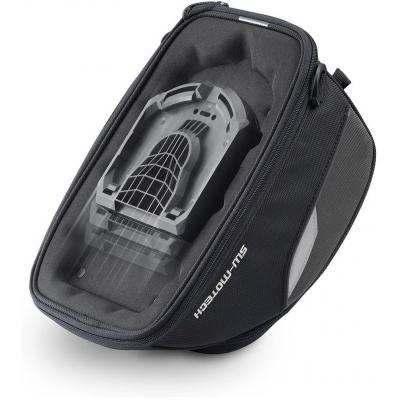 SW MOTECH tankbag MICRO EVO 2,5-5L grey/black