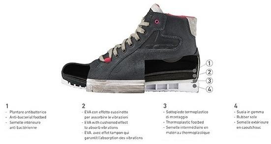 TCX topánky STREET DARK LADY WP dámske black - II. AKOSŤ  ac722249692
