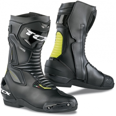TCX boty SP-MASTER GTX black/fluo yellow