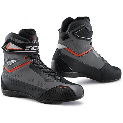 TCX topánky RUSH 2 AIR grey / red