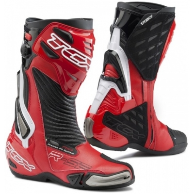 TCX boty R-S2 EVO red/black