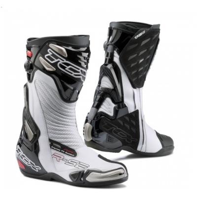 TCX boty R-S2 EVO white/black