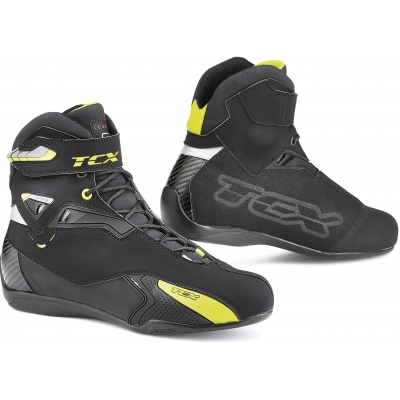 TCX boty RUSH WP black/yellow fluo