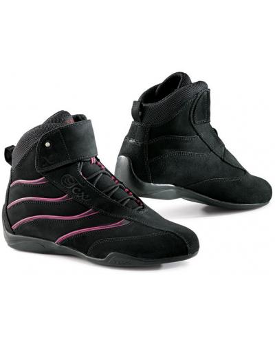 TCX boty X-SQUARE LADY dámské black/pink