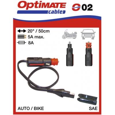 TECMATE propojení OPTIMATE SAE-72