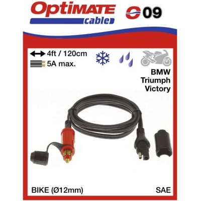TECMATE konektor DIN OPTIMATE O-09