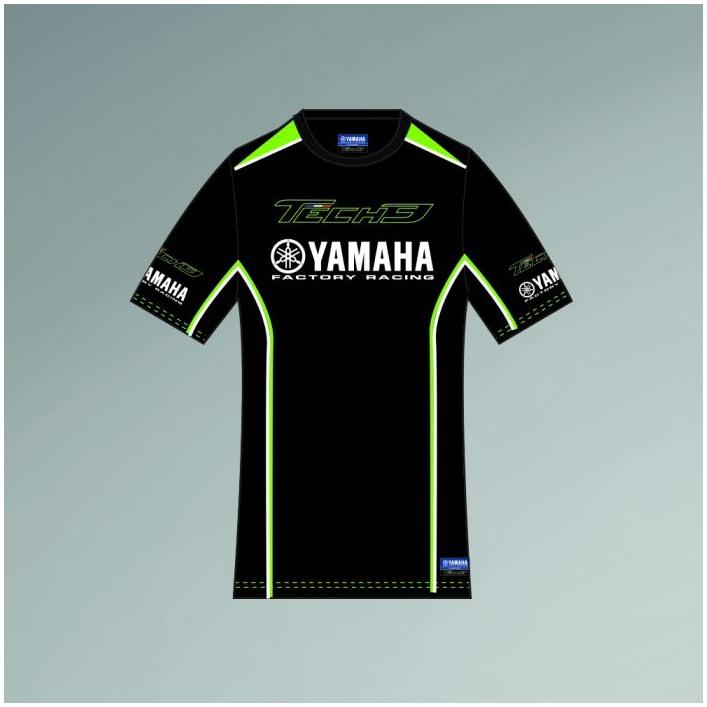 998e1a6f9c CLINTON ENTERPRISES triko TECH 3 YAMAHA dámské black