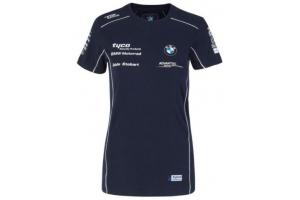 CLINTON ENTERPRISES triko TYCO BMW dámské dark blue