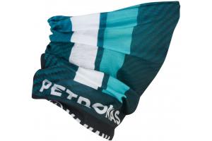 CLINTON ENTERPRISES nákrčník YAMAHA Petronas green/blue