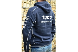 CLINTON ENTERPRISES mikina s kapucí TYCO BMW dark blue