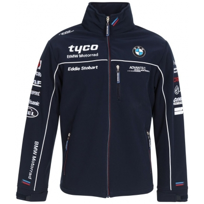 CLINTON ENTERPRISES bunda TYCO BMW Softsheel dark blue