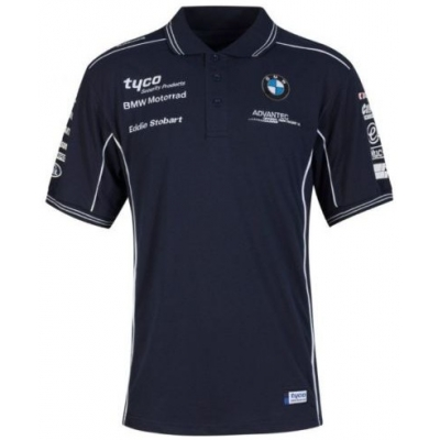 CLINTON ENTERPRISES polo triko TYCO BMW 2017 dark blue