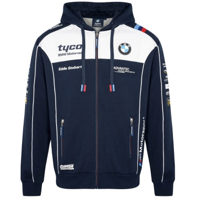 CLINTON ENTERPRISES mikina s kapucí TYCO BMW 19 dark blue