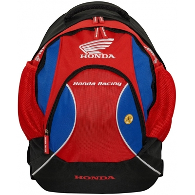 CLINTON ENTERPRISES batoh HONDA Racing 19 red/black/blue