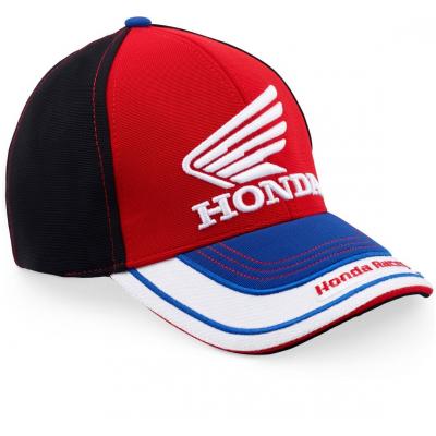 CLINTON ENTERPRISES šiltovka HONDA Racing 19 red / black / blue