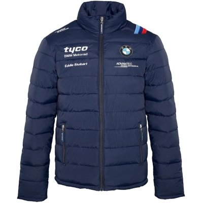 CLINTON ENTERPRISES bunda TYCO BMW BUBBLE 19 dark blue