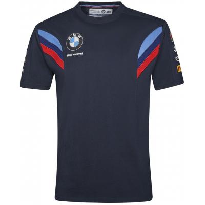 CLINTON ENTERPRISES triko BMW MOTORRAD dark blue