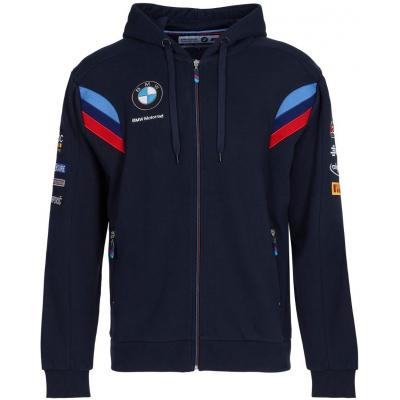 CLINTON ENTERPRISES mikina s kapucňou BMW MOTORRAD dark blue