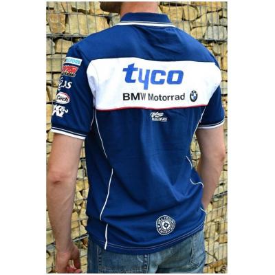 CLINTON ENTERPRISES polo triko TYCO BMW dark blue