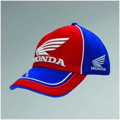 CLINTON ENTERPRISES kšiltovka HONDA RACING ENDURANCE red/blue