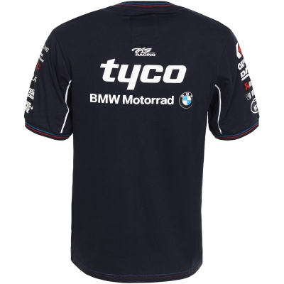 CLINTON ENTERPRISES tričko TYCO BMW dark blue