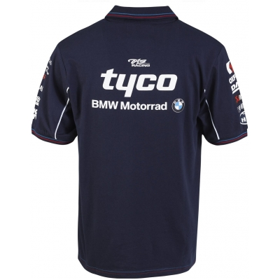 CLINTON ENTERPRISES polo triko TYCO BMW dark blue