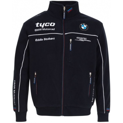CLINTON ENTERPRISES mikina TYCO BMW Fleece dark blue