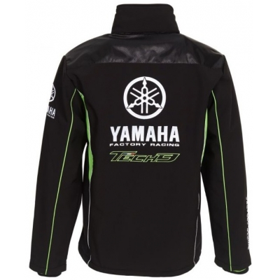 CLINTON ENTERPRISES bunda YAMAHA TECH 3 Softsheel black