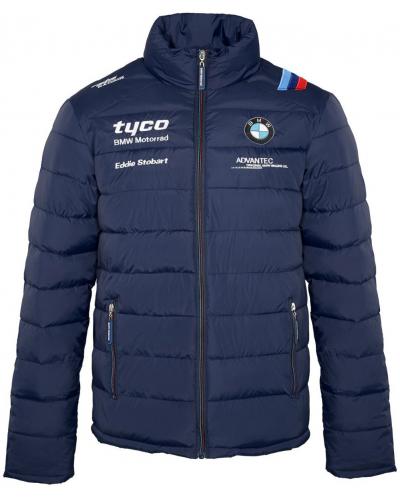 CLINTON ENTERPRISES bunda TYCO BMW BUBBLE 19 dark blue