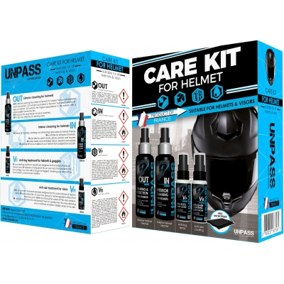 UNPASS sada CARE KIT FOR HELMET