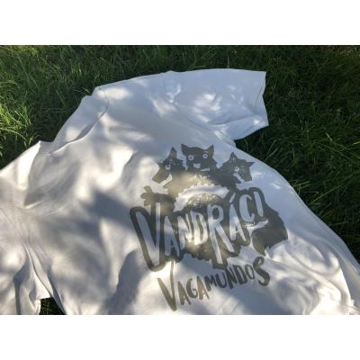 VAGAMUNDOS tričko VANDRÁCI light beige