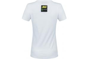 Valentino Rossi VR46 triko MONZA dámské white