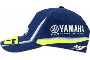 Valentino Rossi VR46 kšiltovka YAMAHA navy