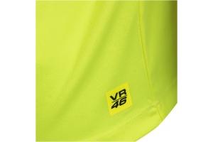 Valentino Rossi VR46 triko CORE yellow fluo