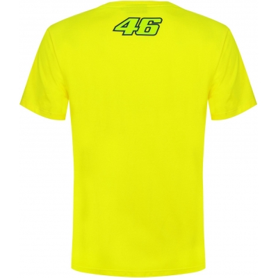 Valentino Rossi VR46 triko THE DOCTOR yellow