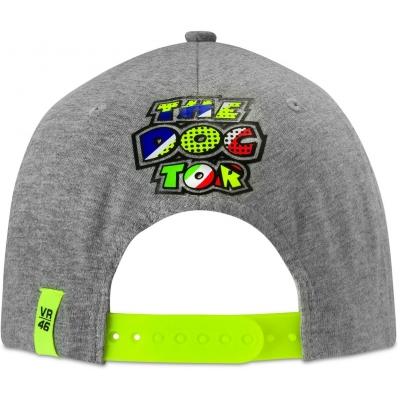 Valentino Rossi VR46 šiltovka POP ART grey