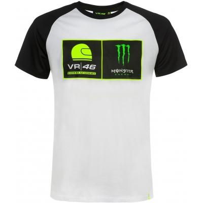 Valentino Rossi VR46 triko RIDERS ACADEMY white/black