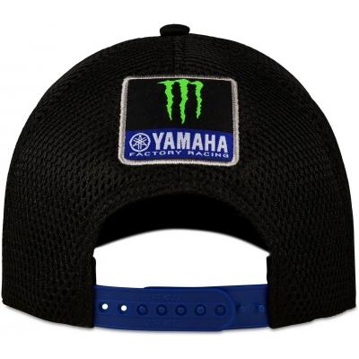 Valentino Rossi VR46 kšiltovka YAMAHA BLACK black/blue