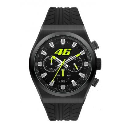 Valentino Rossi VR46 hodinky CHRONO black