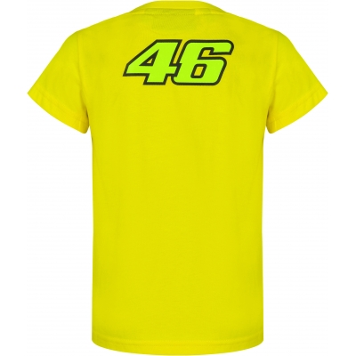 Valentino Rossi triko VR46 THE DOCTOR yellow