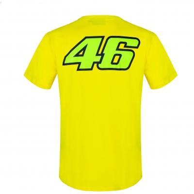 Valentino Rossi VR46 triko CUPOLINO yellow