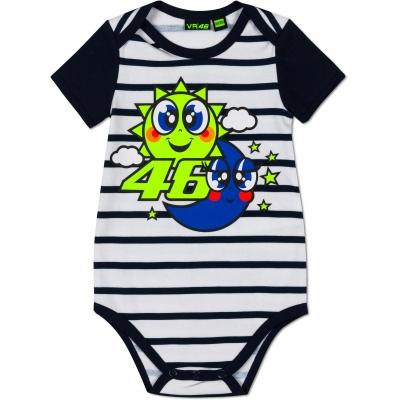 Valentino Rossi VR46 body SUN & MOON dětské multicolor